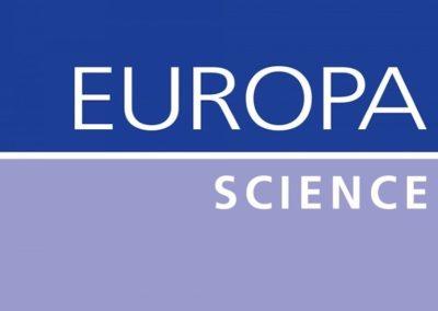 Europa Science Group choose the Evolok platform